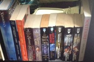 Sci-Fi/Fantasy series shelf