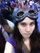 2010: Bought some goggles