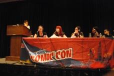 Women in Marvel panel