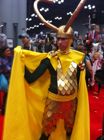 Best, only non-movies Loki I saw all weekend