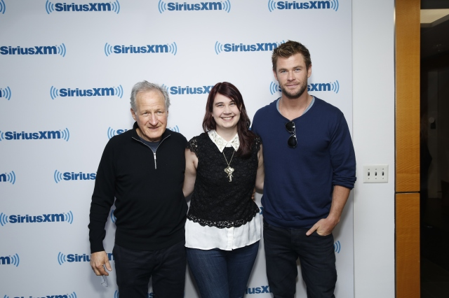 SiriusXM's Entertainment Weekly Radio Special With Chris Hemsworth And Michael Mann